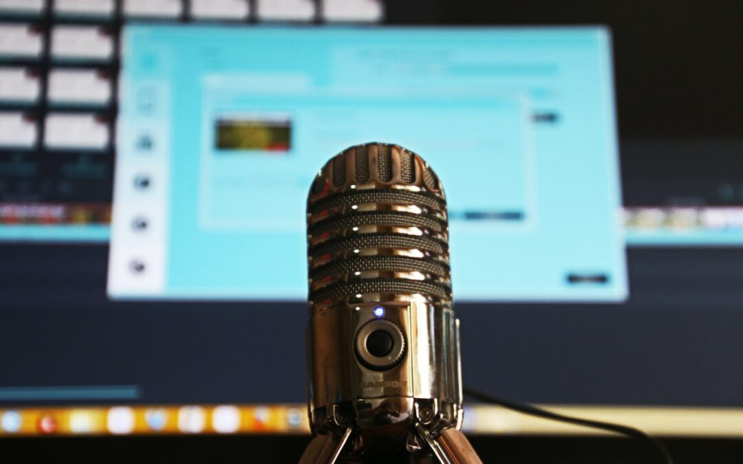 Podcasts as a marketing tool.